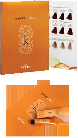 Farbkarte Keyra Colors Farben