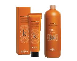 Testpaket Mini Keyra Haarfärbung