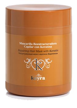 Haarmaske von Keyra Colors mit Keratin